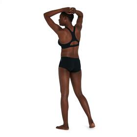 speedo Boom Logo Placement Bikini Women black/light adriatic